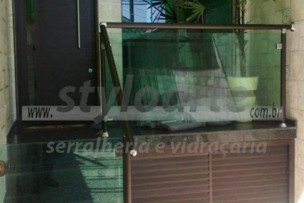 Guarda Corpo de Vidro,Vidraçaria em Itaquera Zona Leste