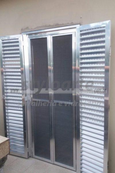 Portas de Aluminio,Serralheria em Itaquera Zona Leste
