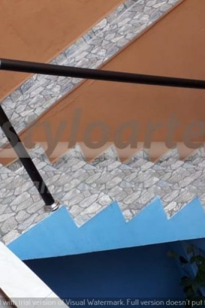 Corrimão de Alumínio Itaquera