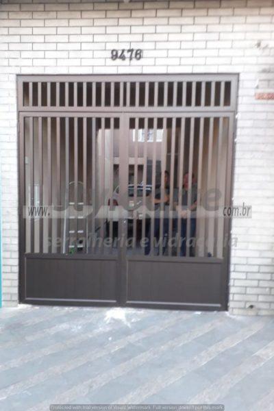 Portão em Alumínio - Itaquera