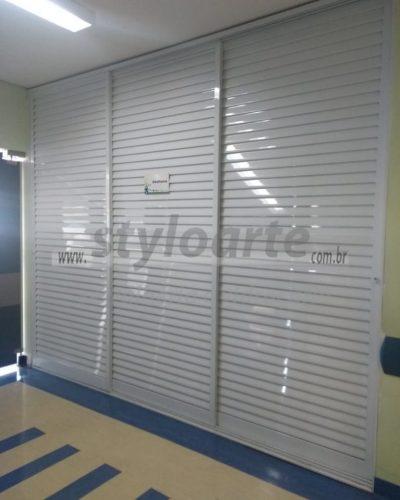 Portas de armário em alumínio - Itaquera