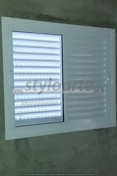 Janela de Alumínio - Itaquera
