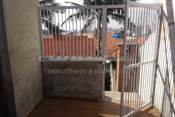 Portão de Alumínio - Itaquera