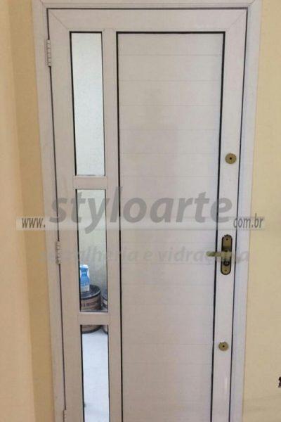 Porta de Alumínio- Itaquera